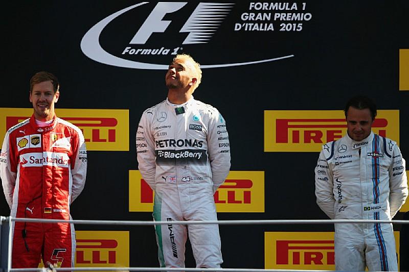 Гран Прі Італії: гонка