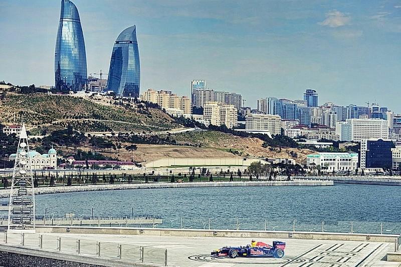 У Баку готові до затвердження траси