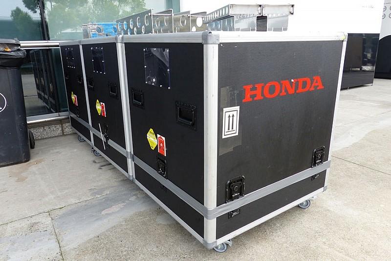 Honda просить роз'яснень щодо п'ятих моторів