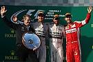 Гран При Австралии: гонка
