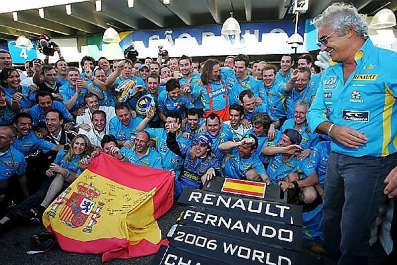 Нужно ли Renault опять покупать команду Ф1?
