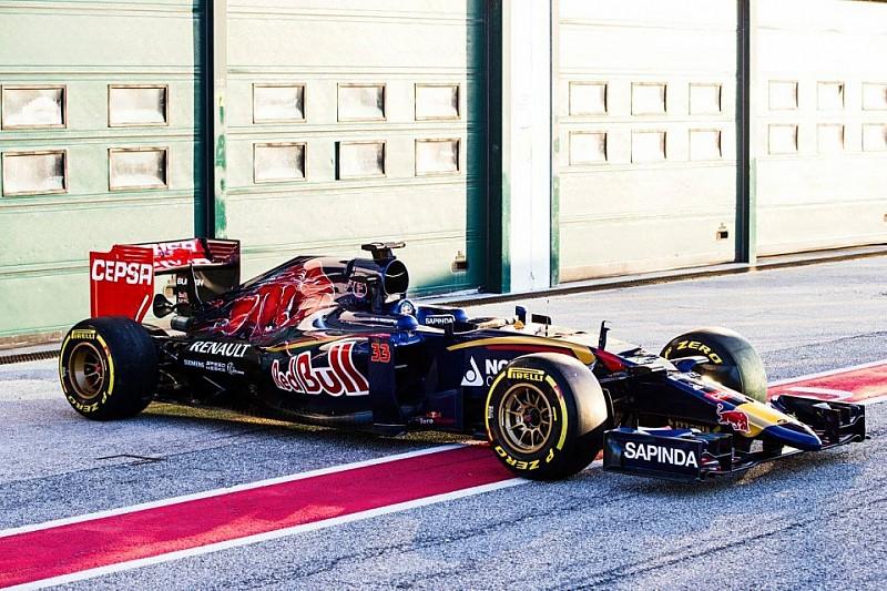 Презентация Toro Rosso STR10