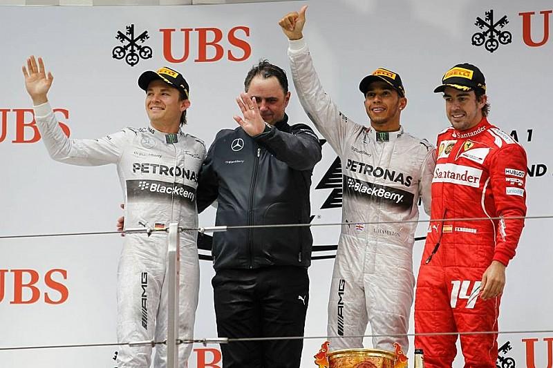 Гран При Китая: гонка