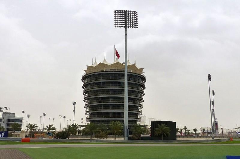 Стартовали тесты в Бахрейне