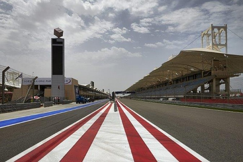 Тесты Пирелли в Бахрейне