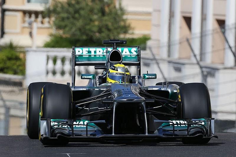 Гран При Монако: Вторая тренировка