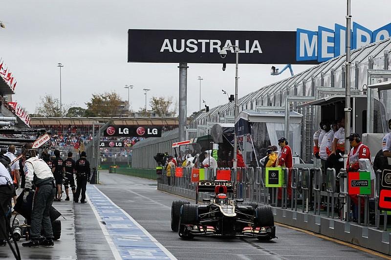 Гран При Австралии: Третья практика