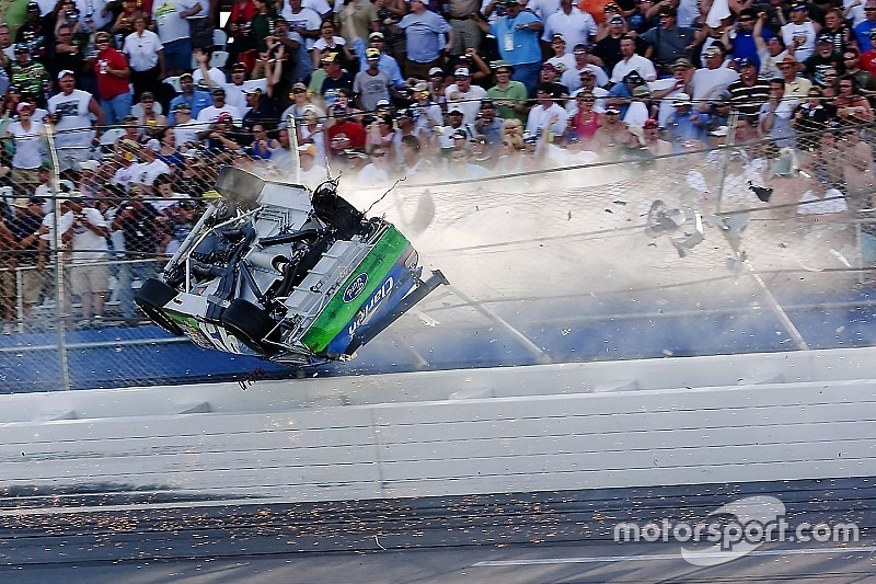 Video: Die wildesten NASCAR-Crashs in Talladega