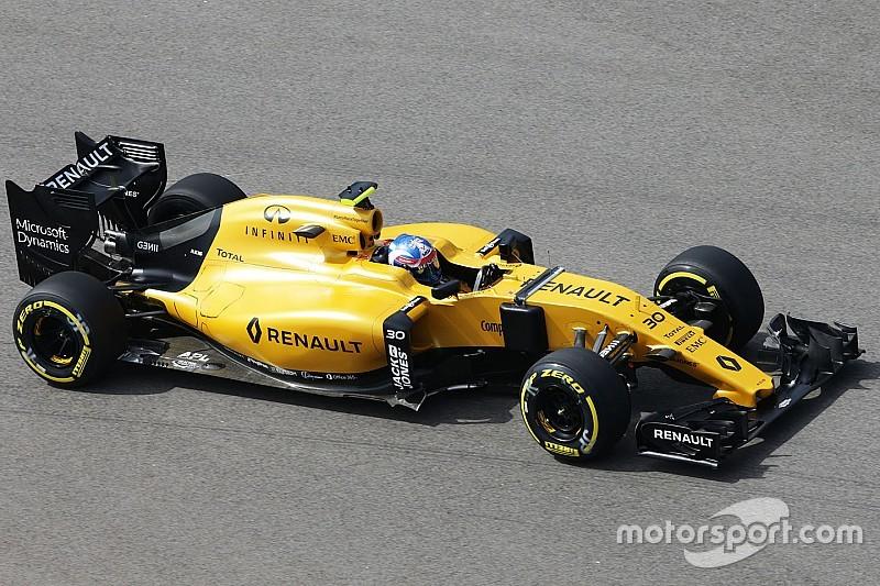 Renault revela uso de token há 2 GPs; veja tokens restantes