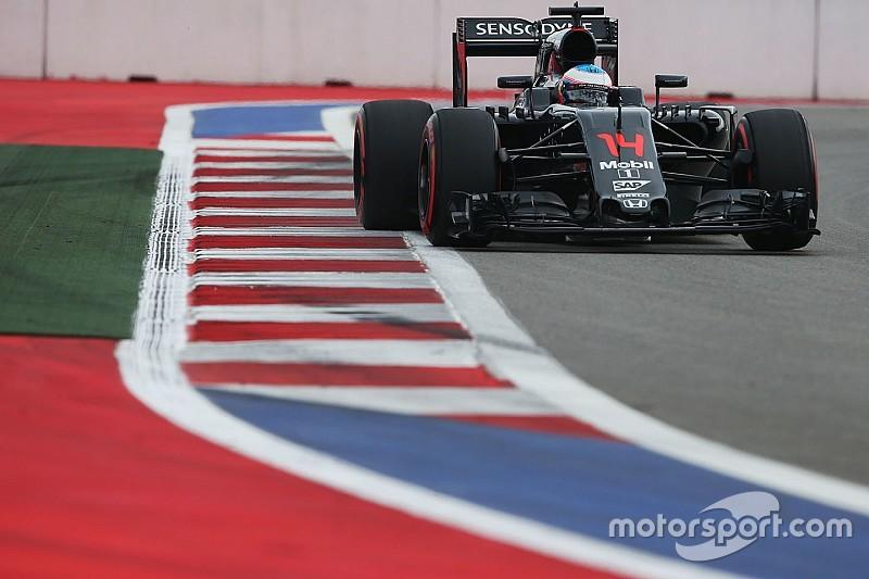 Алонсо призвал McLaren бороться за очки в каждой гонке