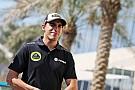 Pastor Maldonado kehrt für Pirelli-Reifentests in die Formel 1 zurück