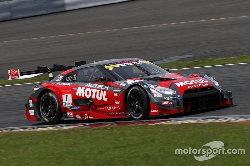 最後の最後の大逆転。12号車のバーストで、ニスモが開幕2連勝!:スーパーGT決勝詳報(GT500)