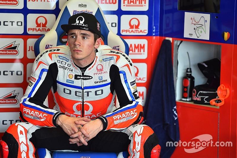 Redding wacht geduldig bij Pramac op kans bij Ducati