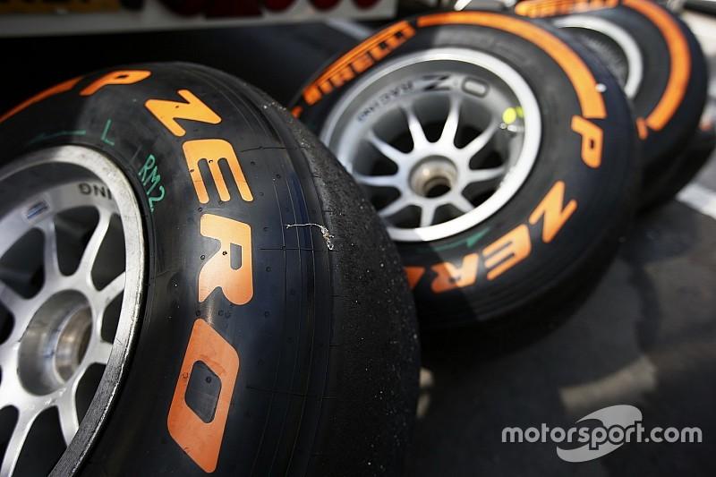La Pirelli porta le gomme dure, medie e soft a Silverstone