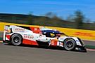 Toyota lidera la segunda práctica en Spa