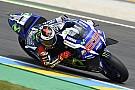 Le Mans si tinge di blu: Lorenzo vince davanti a Rossi e Vinales