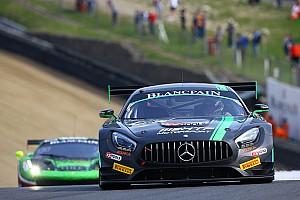 Blancpain Sprint Crónica de Carrera Szymkowiak y Schneider dominaron la carrera de clasificación