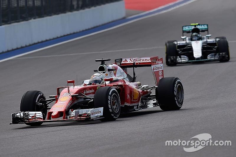 Analyse: Waarom Ferrari de handdoek nog niet in de ring gooit