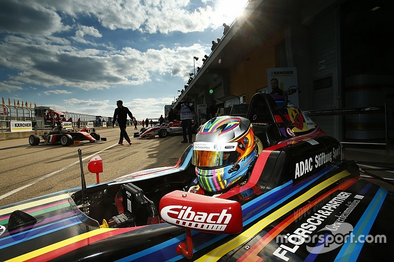 Sophia Floersch: A weekend of what-ifs at Sachsenring