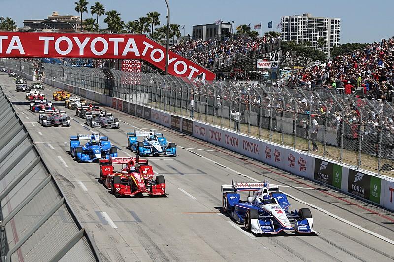 IndyCar хочет провести в октябре гонку в Пекине