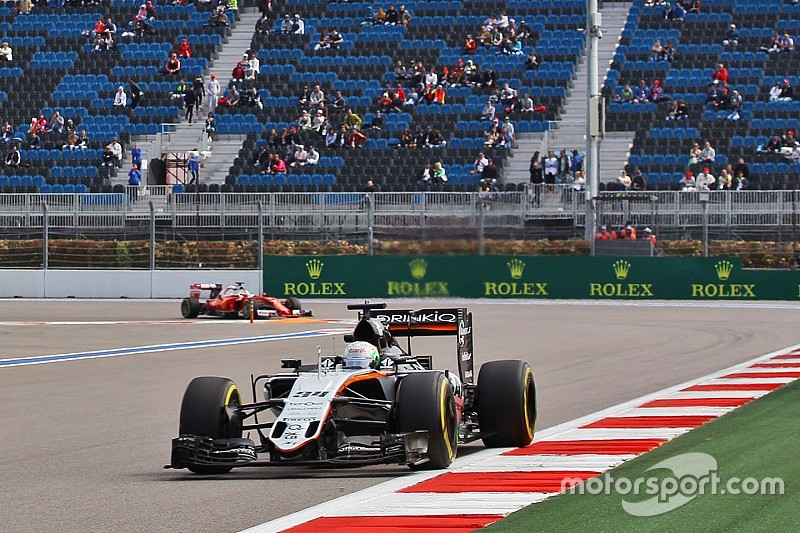 Celis Jr. test twee dagen met Force India in Barcelona