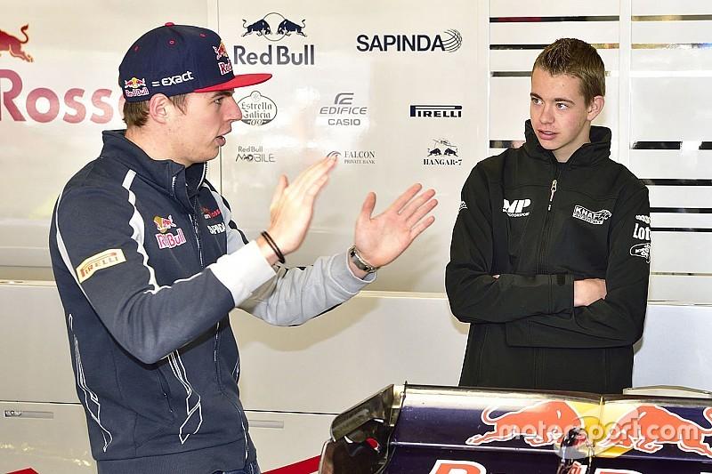 Richard Verschoor entra a far parte del Red Bull Junior Team