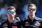 В Red Bull підтвердили заміну Квята на Ферстаппена