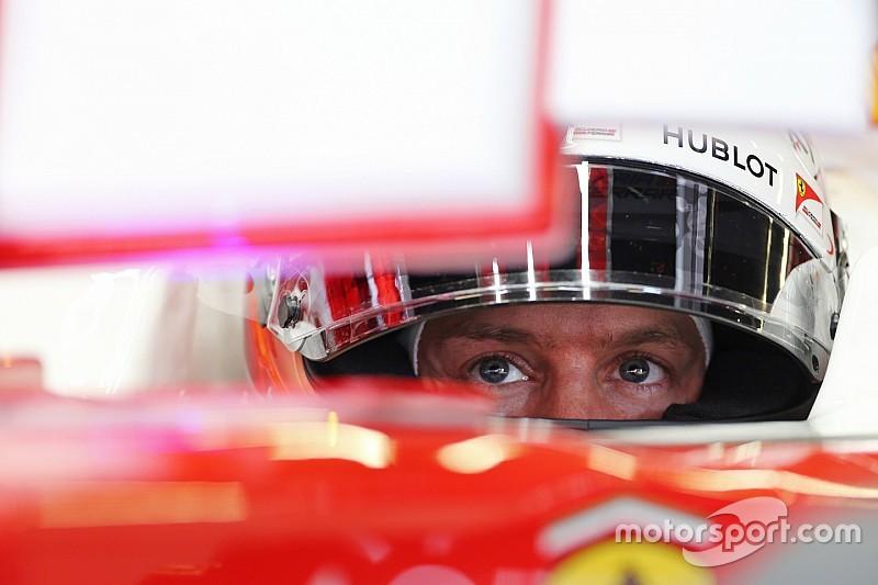 Vettel espera estar aún más cerca de Mercedes en clasificación