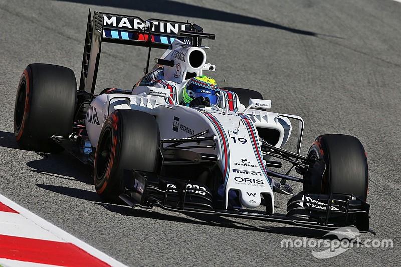 """Massa: """"Non un venerdì fantastico, ma spero di lottare con le Red Bull"""""""