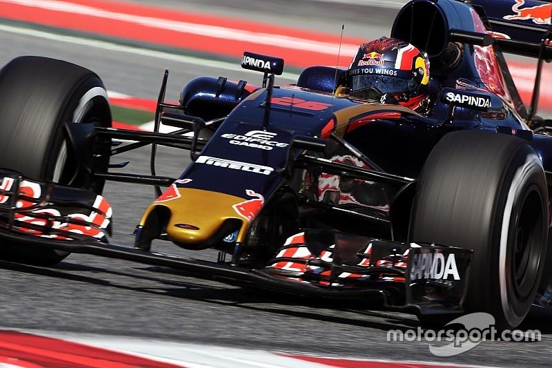 Квят остался впечатлен машиной Toro Rosso