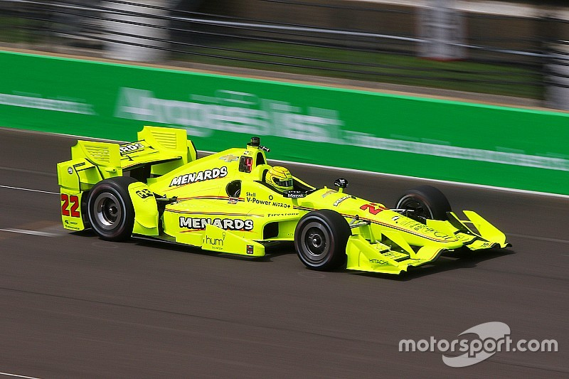 Grand Prix von Indianapolis: Pole-Position für Simon Pagenaud