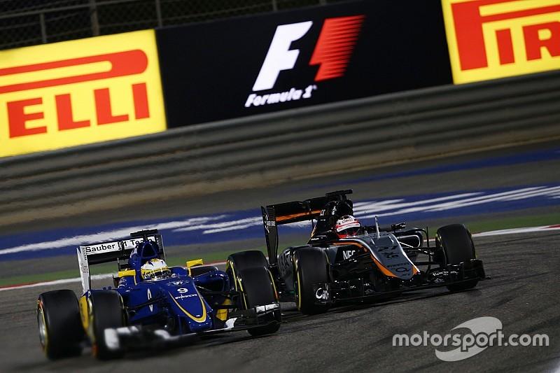 Sauber и Force India вновь пожаловались FIA
