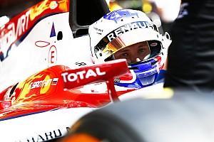 FIA F2 Blog Chronique Sirotkin - J'ai commis une erreur inacceptable!