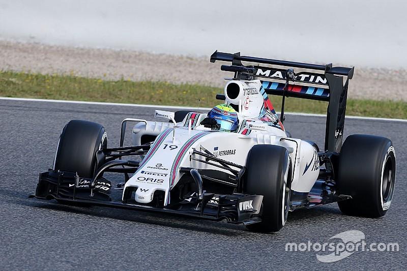 """Massa: """"Testwerk voor 2017 kan helpen bij ontwikkeling huidige auto"""""""