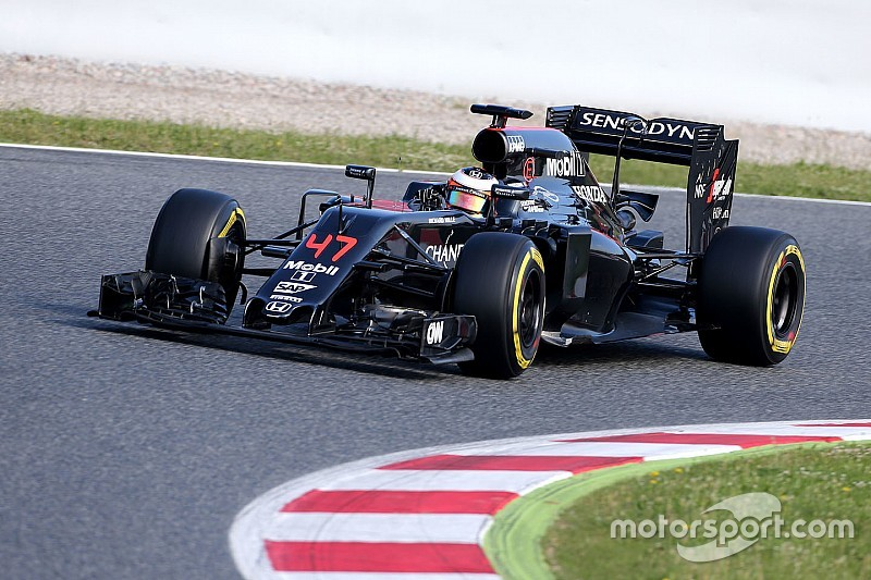 """Vandoorne: """"McLaren ha hecho grandes progresos desde Bahrein"""""""