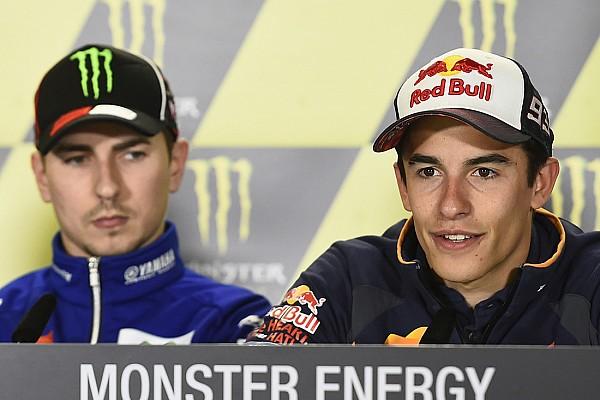 MotoGP 洛伦佐和马奎兹在穆杰罗将有保镖随行