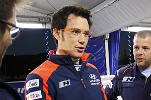 WRC Entrevista Neuville: