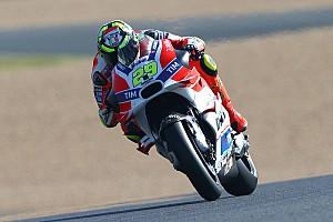 MotoGP Prove libere Mugello, Libere 2: Iannone rifila quasi mezzo secondo a Lorenzo