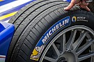 Michelin proveerá un nuevo neumático a la Fórmula E