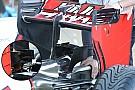 Tech analyse: Updates voor de middenmoot in de Formule 1