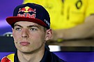 Max Verstappen in persconferentie Grand Prix van Monaco