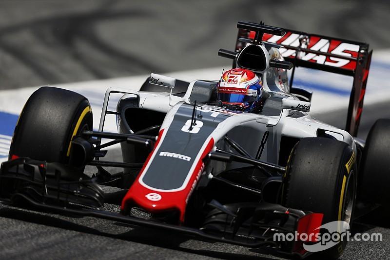 """Haas noch """"meilenweit"""" vom vollen Potential des Formel-1-Autos entfernt"""