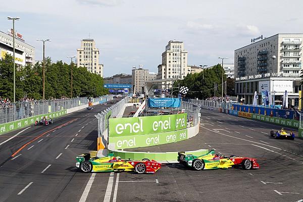 Fórmula E Di Grassi diz que ordens de equipe nunca foram discutidas