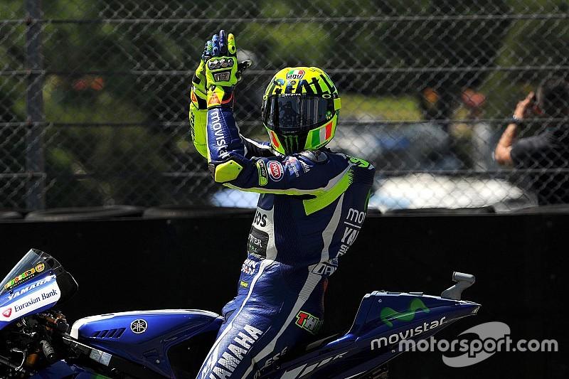 Vídeo: disponible el segundo capítulo de la serie de Valentino Rossi