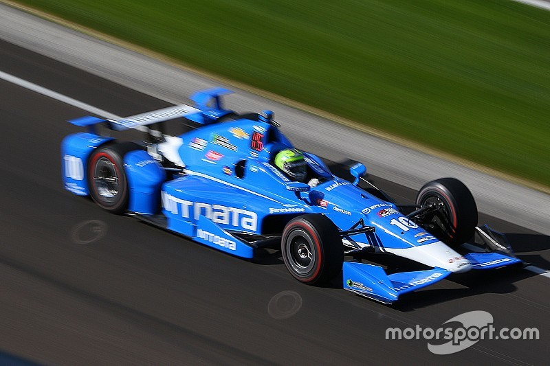 Канаан очолив підсумковий протокол п'ятничної практики Indy 500