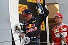Verstappen maakt indruk op Vettel:
