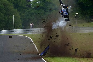 F3INGLESE Ultime notizie British F3: a Oulton Park terribile schianto di Vaidyanathan