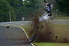 F3INGLESE British F3: a Oulton Park terribile schianto di Vaidyanathan
