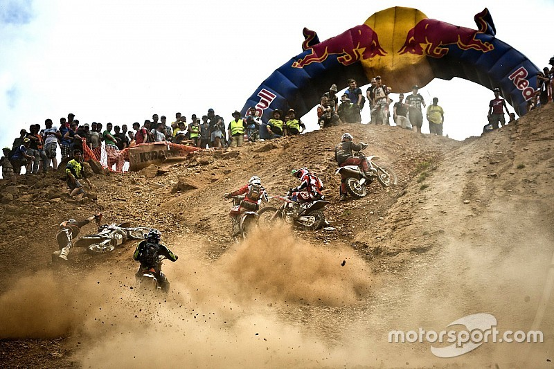 Sigue en directo la Red Bull Hare Scramble
