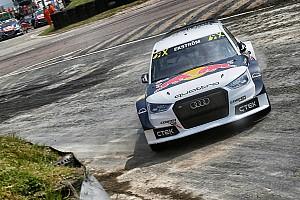 Rallycross-WM Rennbericht WRX in Lydden Hill: Dritter Sieg in Folge von Mattias Ekström